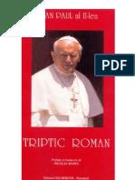 Ioan Pavel II-Triptic Roman