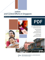 Obesity Prevention and Control Efforts in Singapore - 2008 Case Study