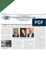 Congresso marca início dos preparativos para os 90 anos