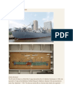 Specifications of a Naval Ship