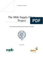 Oxford Milk Supply Chain Project FINAL Jan 2008