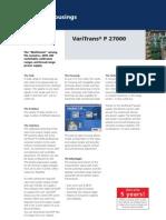 VariTRans P 27000