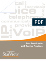 SV VoIP Best Practices Whitepaper FINAL