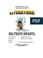 Monografia de Maltrato Infantil