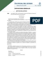 Estatuto de Autonomía de la Comunidad Autónoma de Extremadura