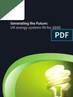 Generating the Future Report