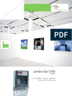 Smart Meter Landis_Gyr E750