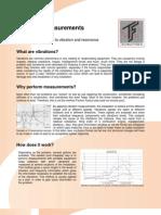 Technote Vibration Measurements