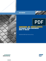 Centers of Excellence Optimize Your Business and IT Value