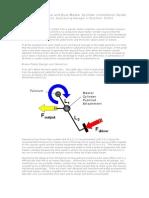 Pedal Setup Dual Master Guide