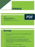 Bab 3 Tenaga
