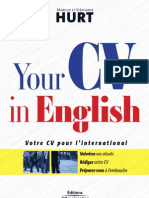 Your CV in English