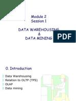 31325579 BIS M2 Data Warehousing and Data Mining