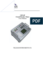 CBT 6P Manual