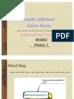 1 Dasar-Dasar Sistem Informasi Dalam Bisnis