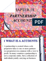 Chapter18 Partnership Accounts