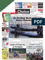 July 21, 2011 - Weekly Choice