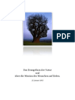 Das Evangelium Der Natur
