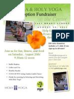 Adoption Fundraiser