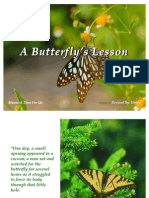 AButterfly'sLesson