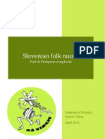 Slovenian Folk Music