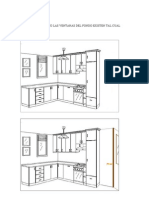 Proyecto Mueble de Cocina Sandro