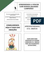 APRENDENDO A VENCER COM NOSSOS GRANDES CAMPEÕES