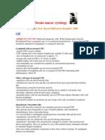 CSF Cytology