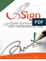 CoSign Brochure