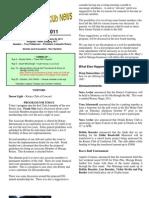 Moraga Rotary Newsletter July 19 2011