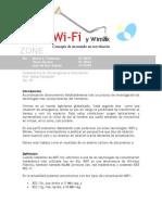 Fundamentos Tecnologia de La ion -Ensayo Sobre Wifi
