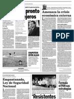 19-07-11 Amenaza la crisis economica externa