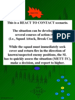 React to Contact