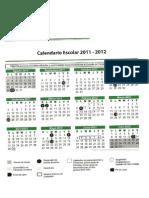 Calendario Escolar Oficial en Yucatán