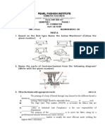 Re- Exam Question Paper for KMT-07