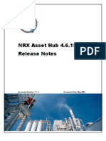 NRX Asset Hub 4.6.15 - Release Notes
