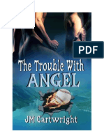 Cart Wright, J.M. - The Trouble With Angel 1