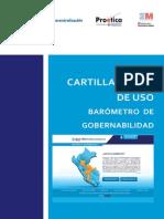 Cartilla - Barómetro