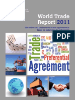 WTO - World Trade Report 2011