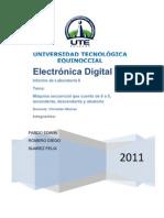 Electronic A Final