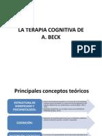 La Terapia Cognitiva de a Beck