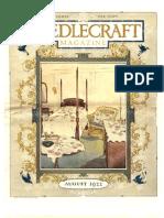 1922 Needle Craft Magazine 1922