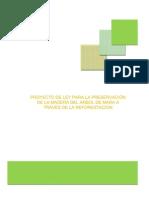 Proyecto de Ley Para La Preservacion de La Madera Mara