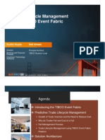 Trade Lifecycle Management With TIBCO Business Events and TIBCO iProcess