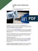 Xing y LinkedIn