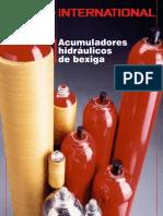 Acumulador de Bexiga Portugues