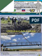 Companhia de Engenharia de Força de Paz – Haiti – Informativo N° 88 da BRAENGCOY
