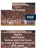 3 1 1 Blitz Package
