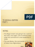 The Mogul Empire[1]