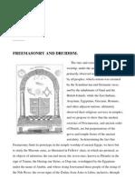 Freemasonry and Druidism